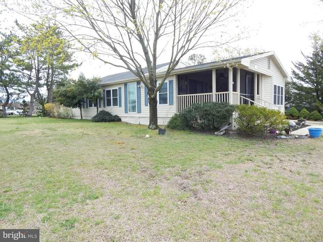 26402 Pine Cone Drive, MILLSBORO, DE 19966 (#DESU181218) :: Barrows and Associates