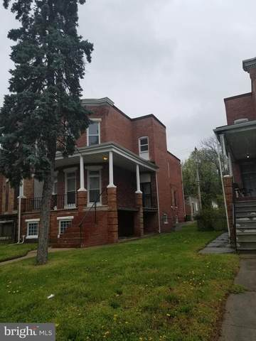 3909 Park Heights Avenue, BALTIMORE, MD 21215 (#MDBA547328) :: Shamrock Realty Group, Inc
