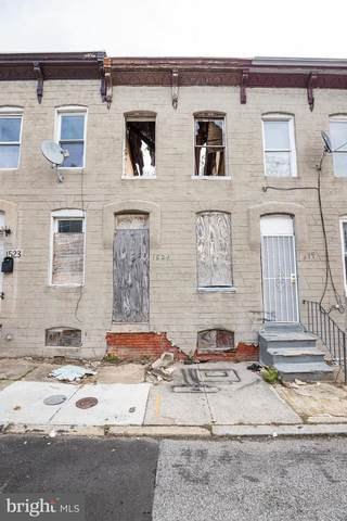 1521 N Durham Street, BALTIMORE, MD 21213 (#MDBA547336) :: Great Falls Great Homes