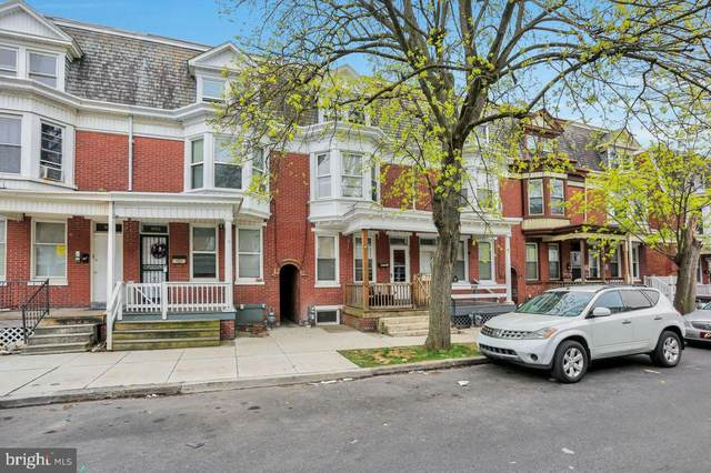 850 Wayne Avenue, YORK, PA 17403 (#PAYK156548) :: Iron Valley Real Estate