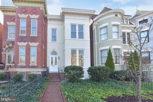 725 Massachusetts Avenue NE, WASHINGTON, DC 20002 (#DCDC517338) :: Crossman & Co. Real Estate