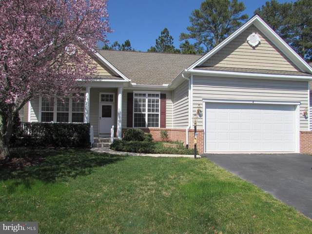 4 Cape May Place, OCEAN PINES, MD 21811 (#MDWO121766) :: Bright Home Group
