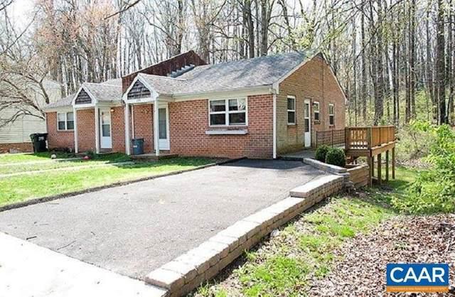 700 Rockcreek Rd A/B, CHARLOTTESVILLE, VA 22903 (#616209) :: Arlington Realty, Inc.