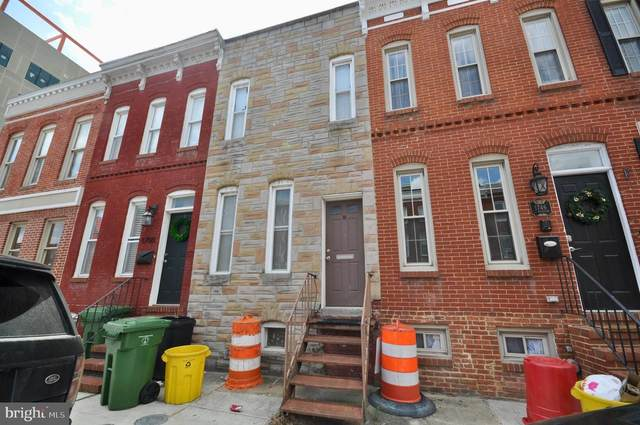 1748 S Hanover Street, BALTIMORE, MD 21230 (MLS #MDBA547348) :: Maryland Shore Living | Benson & Mangold Real Estate