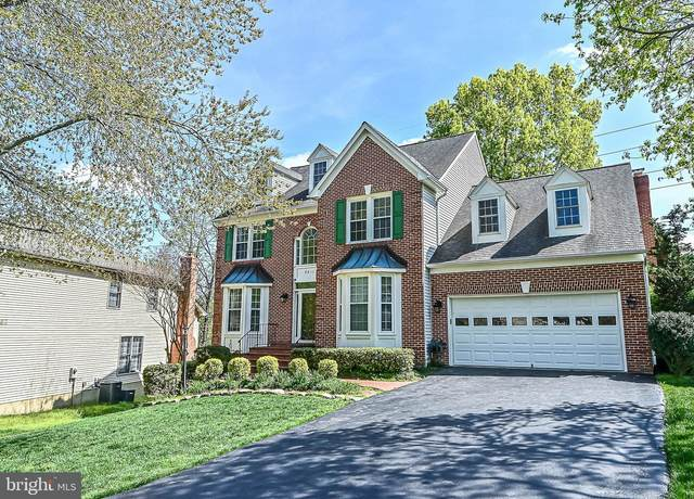 9011 Copperleaf Lane, FAIRFAX STATION, VA 22039 (#VAFX1194046) :: Crossman & Co. Real Estate