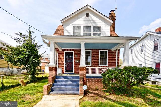 2209 31ST Place SE, WASHINGTON, DC 20020 (MLS #DCDC517348) :: Maryland Shore Living | Benson & Mangold Real Estate