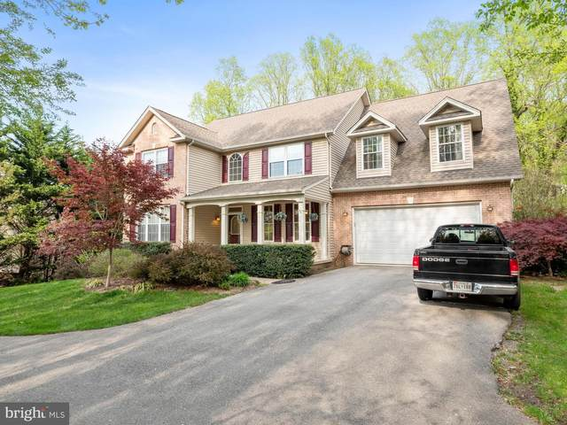 1901 Rudolph Lane, LUSBY, MD 20657 (#MDCA182292) :: ExecuHome Realty
