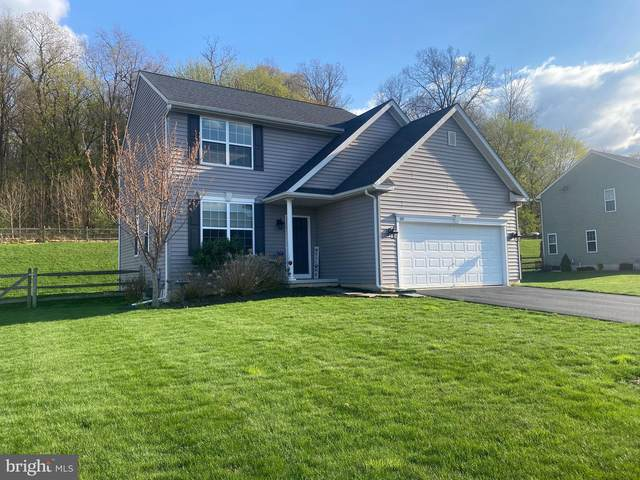 420 W 8TH Avenue, PARKESBURG, PA 19365 (#PACT533938) :: Better Homes Realty Signature Properties