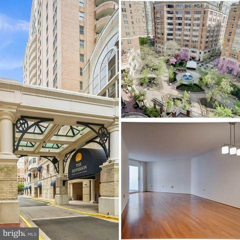 900 N Taylor Street #711, ARLINGTON, VA 22203 (#VAAR179778) :: Great Falls Great Homes