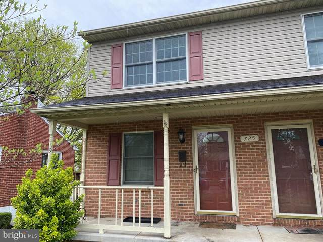 725 Medway Road, HAGERSTOWN, MD 21740 (#MDWA179072) :: Lucido Agency of Keller Williams