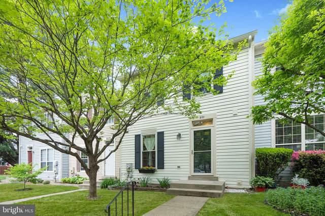 8121 Begonia Way, GAITHERSBURG, MD 20879 (#MDMC753578) :: Corner House Realty