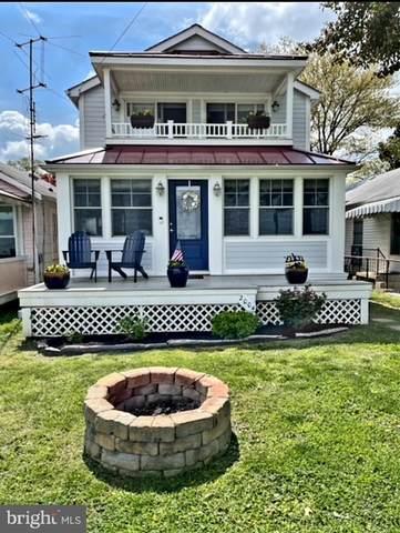 2004 Beach Avenue, COLONIAL BEACH, VA 22443 (#VAWE118228) :: Dart Homes