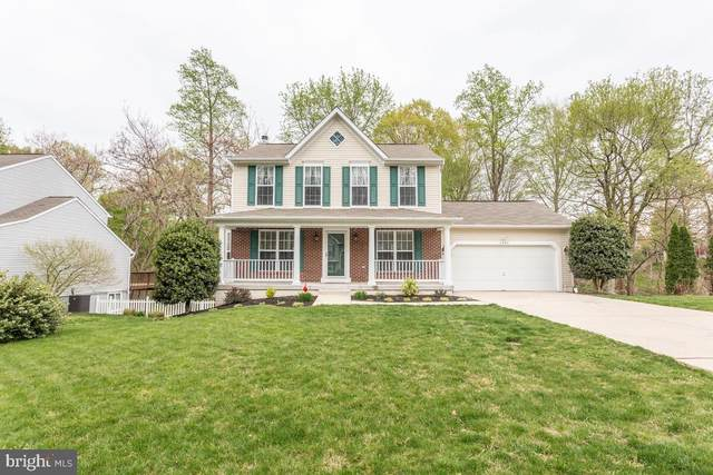 2601 Richfield Lane, CHESAPEAKE BEACH, MD 20732 (#MDCA182300) :: The Maryland Group of Long & Foster Real Estate