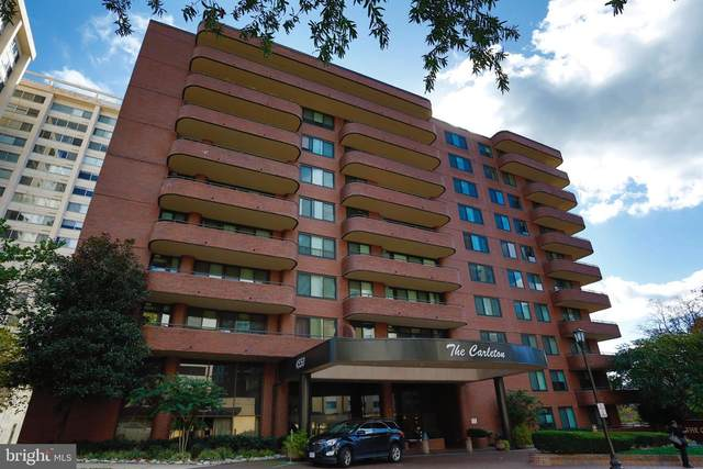 4550 N Park Avenue T-206, CHEVY CHASE, MD 20815 (#MDMC753588) :: AJ Team Realty