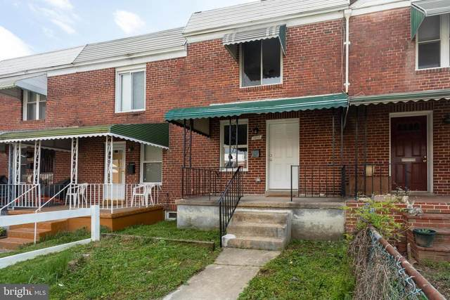 3203 Kentucky Avenue, BALTIMORE, MD 21213 (#MDBA547376) :: AJ Team Realty
