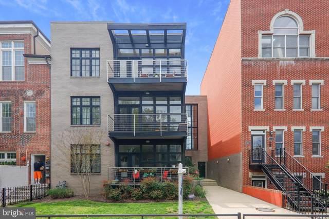 2128 11TH Street NW #5, WASHINGTON, DC 20001 (#DCDC517370) :: Crossman & Co. Real Estate