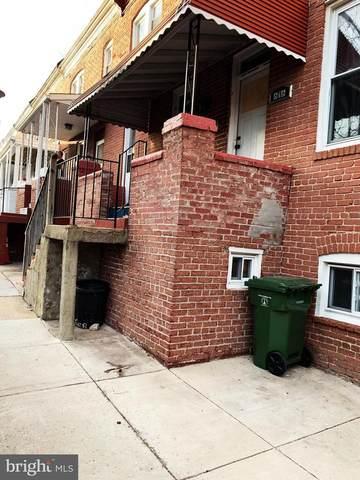 616 Montpelier Street, BALTIMORE, MD 21218 (#MDBA547382) :: Berkshire Hathaway HomeServices McNelis Group Properties