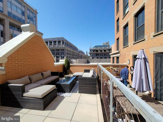 631 D Street NW #433, WASHINGTON, DC 20004 (#DCDC517378) :: BayShore Group of Northrop Realty