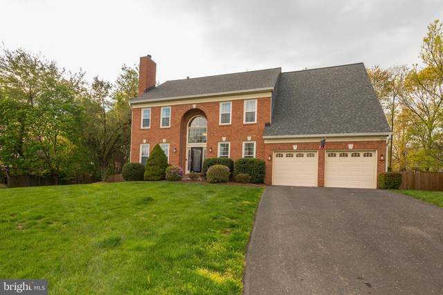 13404 Marble Rock Drive, CHANTILLY, VA 20151 (#VAFX1194116) :: Pearson Smith Realty
