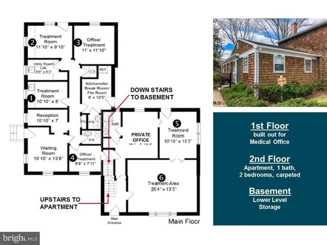 200/204 N Harrison Street, PRINCETON, NJ 08540 (#NJME310964) :: Holloway Real Estate Group