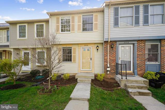 8420 White Feather Court, LORTON, VA 22079 (#VAFX1194122) :: Network Realty Group