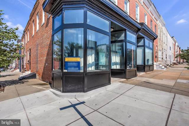 3300 E Baltimore Street, BALTIMORE, MD 21224 (MLS #MDBA547390) :: Maryland Shore Living | Benson & Mangold Real Estate
