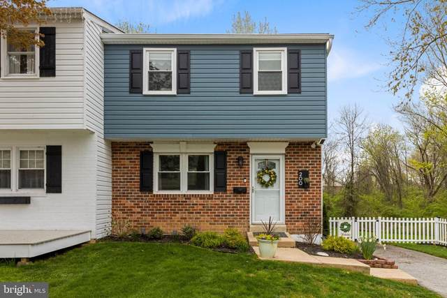 200 Karen Drive, DOWNINGTOWN, PA 19335 (#PACT533960) :: Keller Williams Real Estate