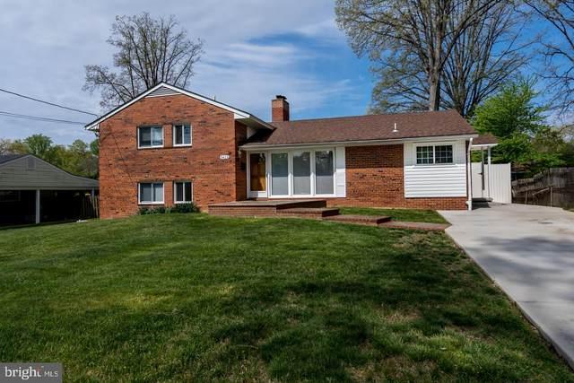 5413 Littleford Street, SPRINGFIELD, VA 22151 (#VAFX1194124) :: Crews Real Estate