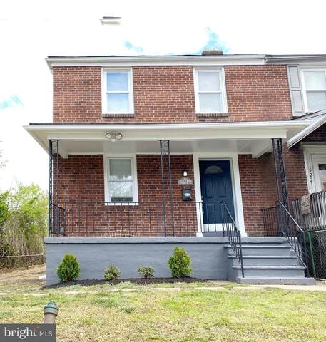 5219 Kramme Avenue, BALTIMORE, MD 21225 (#MDAA465202) :: Scott Kompa Group
