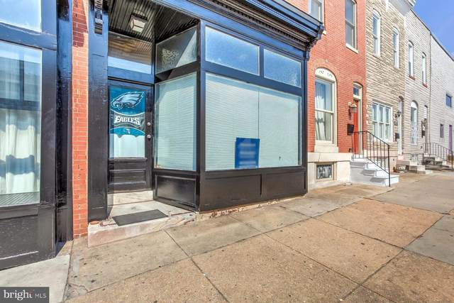 3302 E Baltimore Street, BALTIMORE, MD 21224 (MLS #MDBA547392) :: Maryland Shore Living | Benson & Mangold Real Estate