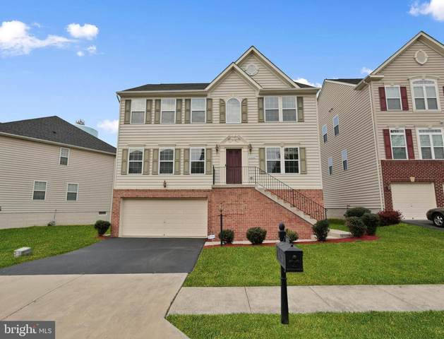 4446 Davis Fairfax Lane, WOODBRIDGE, VA 22192 (#VAPW519986) :: ROSS | RESIDENTIAL