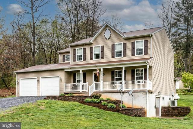 8626 Stardust Lane, BROADWAY, VA 22815 (#VARO101556) :: AJ Team Realty