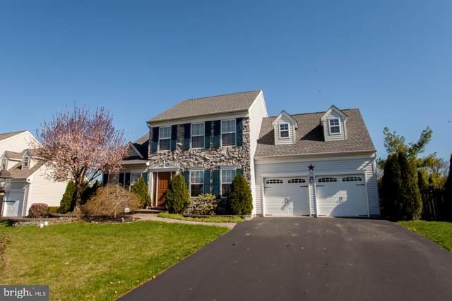 1234 Cobblestone Way, QUAKERTOWN, PA 18951 (#PABU524948) :: Jason Freeby Group at Keller Williams Real Estate