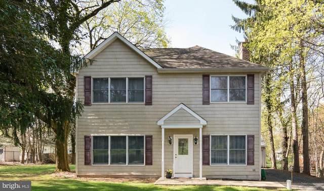 320 Ridge Blvd, PRINCETON, NJ 08540 (MLS #NJSO114532) :: The Sikora Group