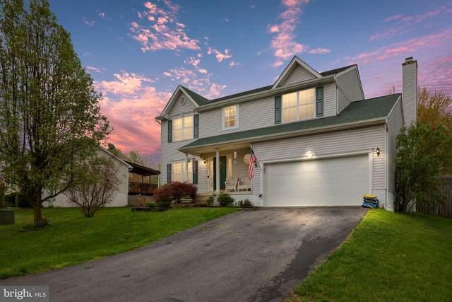 119 Morning Glory Drive, WINCHESTER, VA 22602 (#VAFV163542) :: Shamrock Realty Group, Inc