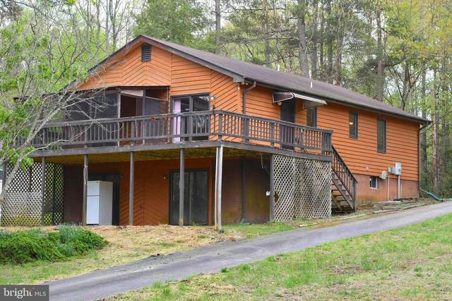 233 Lake Caroline Drive, RUTHER GLEN, VA 22546 (#VACV124022) :: Jennifer Mack Properties