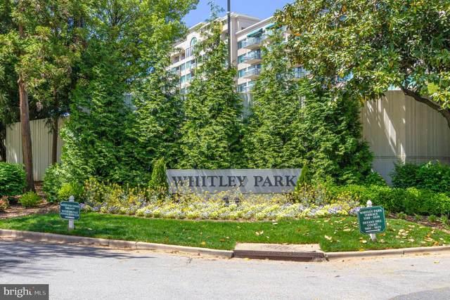 5450 Whitley Park Terrace #602, BETHESDA, MD 20814 (#MDMC753652) :: Dart Homes