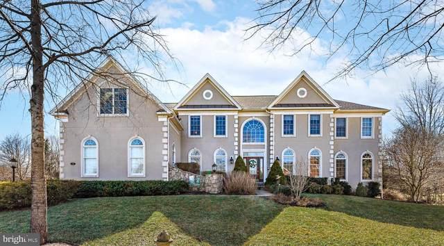 5349 Boydton Plank Court, HAYMARKET, VA 20169 (#VAPW519996) :: Crossman & Co. Real Estate