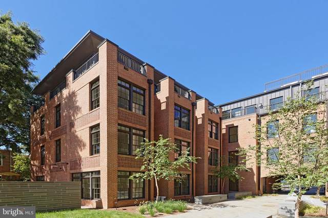 1317 E Street SE #2, WASHINGTON, DC 20003 (#DCDC517410) :: Crossman & Co. Real Estate