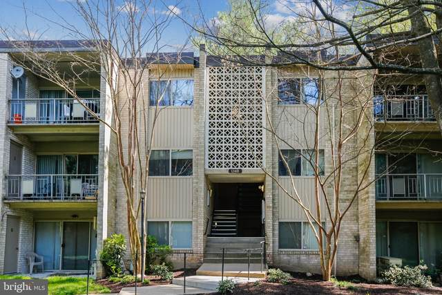 12401 Braxfield Court #483, ROCKVILLE, MD 20852 (#MDMC753660) :: Integrity Home Team
