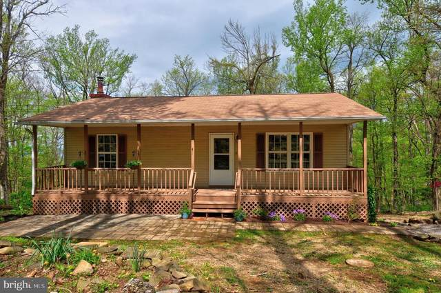 70 Peaceful Lane, LINDEN, VA 22642 (#VAWR143332) :: ExecuHome Realty