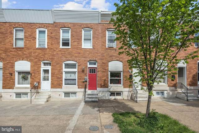 307 S Newkirk Street, BALTIMORE, MD 21224 (#MDBA547418) :: The Redux Group