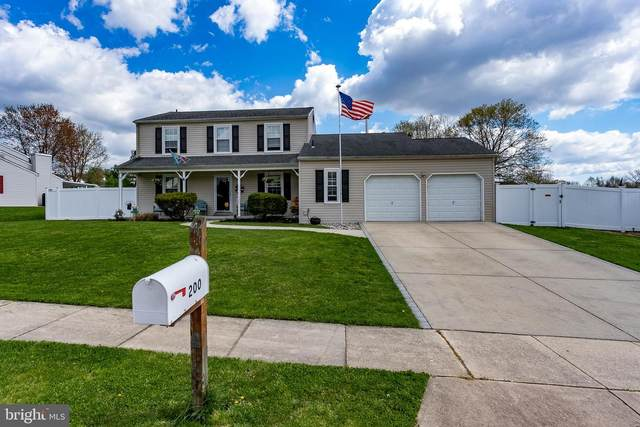 200 Stowe Court, MULLICA HILL, NJ 08062 (#NJGL274182) :: The Paul Hayes Group | eXp Realty