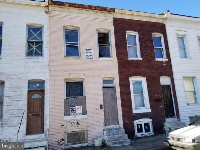 1933 Herbert Street, BALTIMORE, MD 21217 (MLS #MDBA547426) :: Maryland Shore Living | Benson & Mangold Real Estate