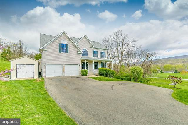 10304 Easterday Court, HAGERSTOWN, MD 21742 (#MDWA179084) :: Yesford & Associates