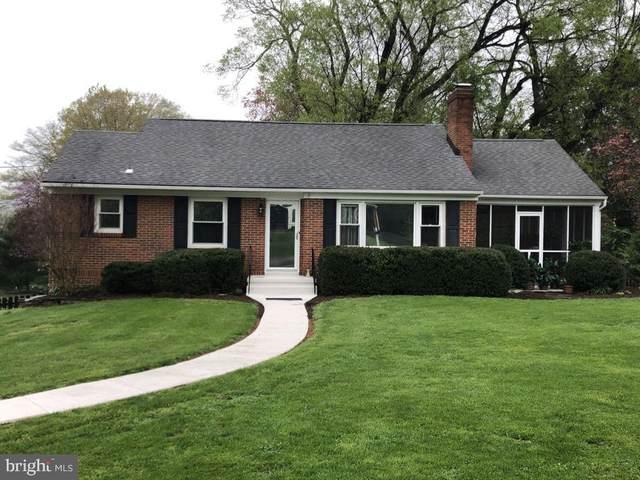 82 Blue Ridge Street, WARRENTON, VA 20186 (#VAFQ170072) :: Pearson Smith Realty