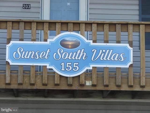 155 Jamestown Road #101, OCEAN CITY, MD 21842 (#MDWO121788) :: Atlantic Shores Sotheby's International Realty