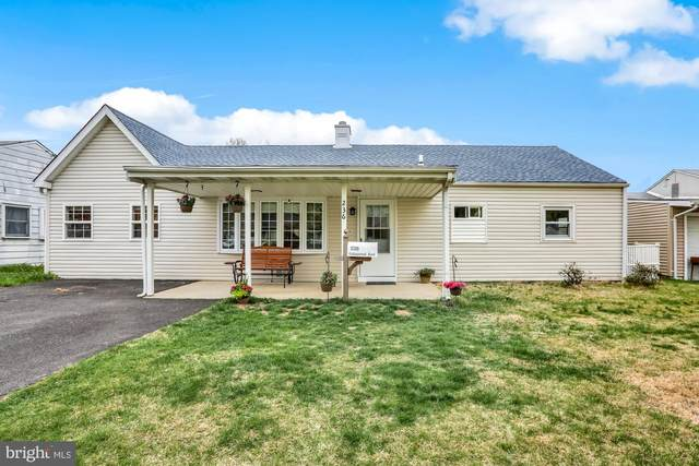 236 Collingswood Road, FAIRLESS HILLS, PA 19030 (#PABU524978) :: Jason Freeby Group at Keller Williams Real Estate