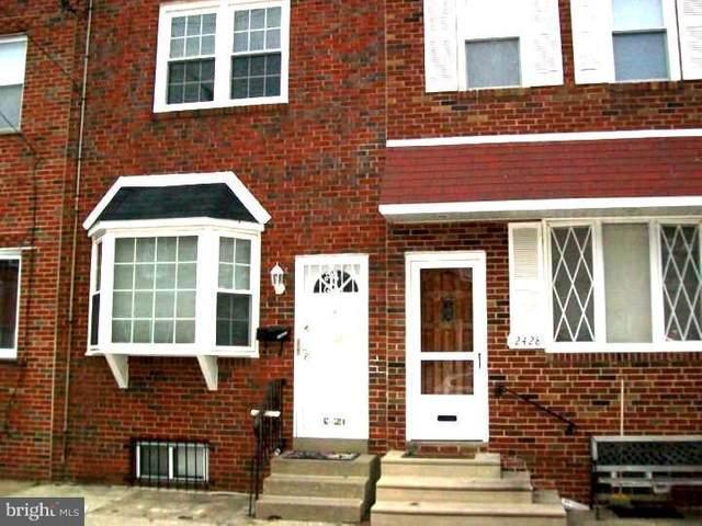 2430 E Clearfield Street, PHILADELPHIA, PA 19134 (#PAPH1007724) :: Keller Williams Real Estate