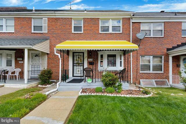 2008 Northbourne Road, BALTIMORE, MD 21239 (#MDBA547434) :: The Miller Team